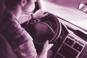 Sanción administrativa por conductor a la fuga tras accidente