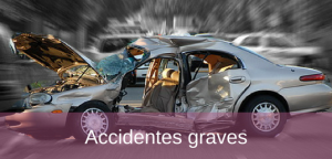 Abogados de accidentes graves de tráfico